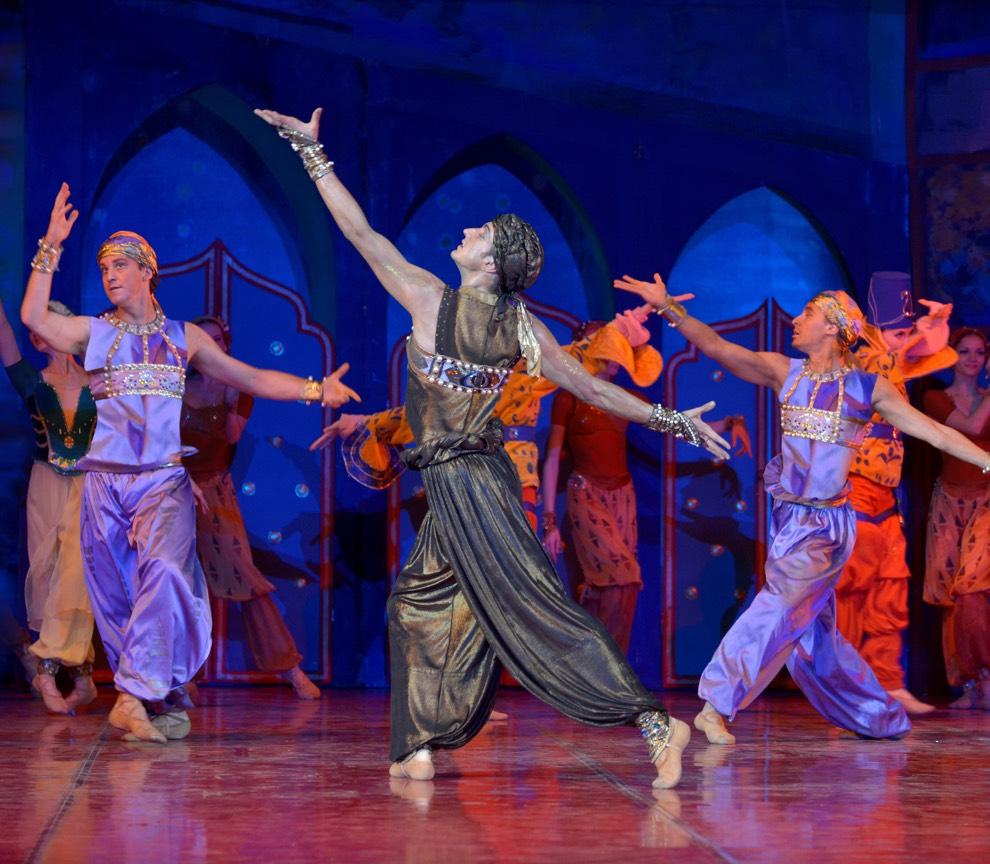 Scheherazade Ballet